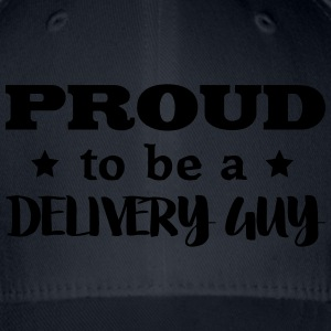 delivery guy proud to be - Flexfit Baseball Cap