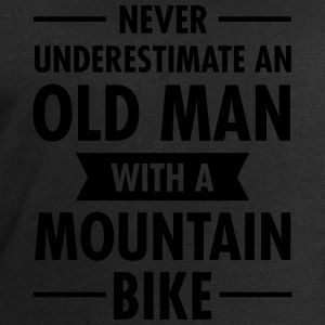 Old Man - Mountain Bike T-shirts - Herresweatshirt fra Stanley og Stella