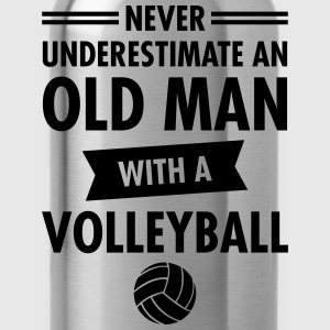 Old Man - Volleyball T-shirts - Drikkeflaske