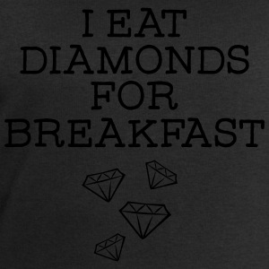 I Eat Diamonds For Breakfast T-Shirts - Männer Sweatshirt von Stanley & Stella