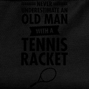 Old Man - Tennis T-Shirts - Kinder Rucksack