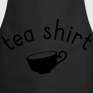 Tea Shirt T-Shirts - Cooking Apron
