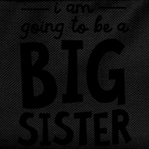 I Am going To Be A Big Sister T-Shirts - Kids' Backpack