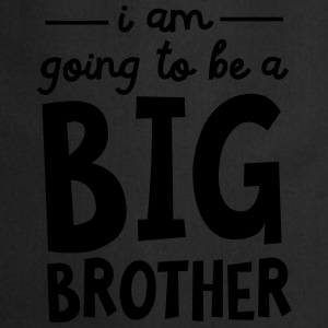 I Am Going To Be A Big Brother T-Shirts - Kochschürze