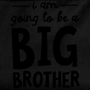 I Am Going To Be A Big Brother T-Shirts - Kinder Rucksack