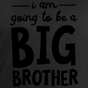I Am Going To Be A Big Brother T-shirts - Herresweatshirt fra Stanley og Stella