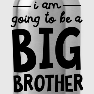 I Am Going To Be A Big Brother T-Shirts - Water Bottle