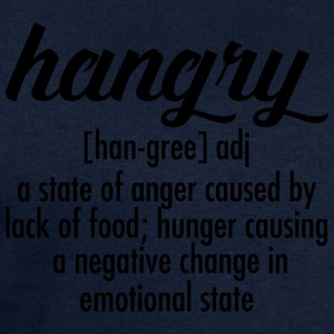 Hangry  Definition Tee shirts - Sweat-shirt Homme Stanley & Stella