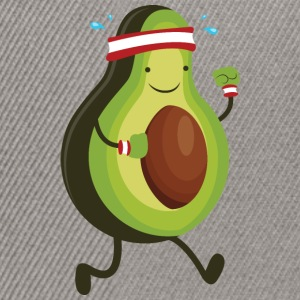 Running Avocado Tee shirts - Casquette snapback