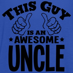 this guy is an awesome uncle - Women's Tank Top by Bella