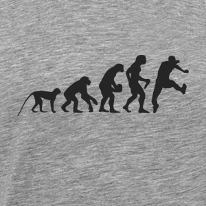 Evolution running Sports wear - Men's Premium T-Shirt