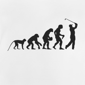 Evolution Golf Shirts met lange mouwen - Baby T-shirt