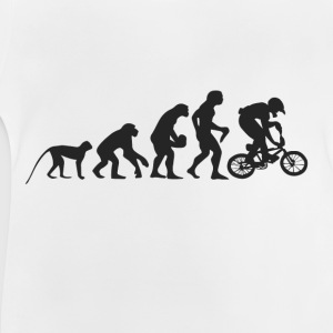 Evolution BMX T-shirts - Baby-T-shirt