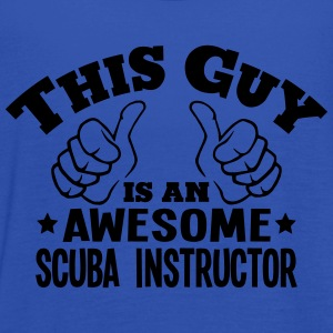 this guy is an awesome scuba instructor - Women's Tank Top by Bella
