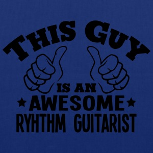 this guy is an awesome ryhthm guitarist - Tote Bag
