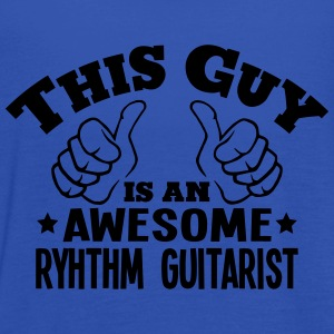 this guy is an awesome ryhthm guitarist - Women's Tank Top by Bella
