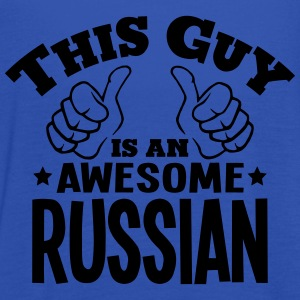 this guy is an awesome russian - Women's Tank Top by Bella
