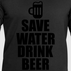Save water drink beer  - Men's Sweatshirt by Stanley & Stella