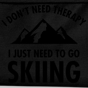 Therapy - Skiing T-Shirts - Kids' Backpack