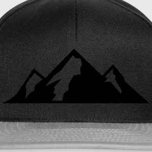 Mountain Icon T-shirts - Snapback cap