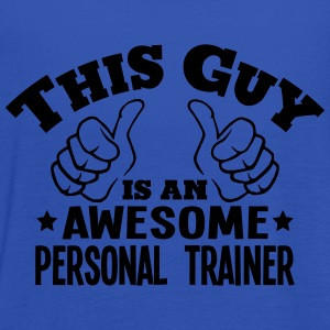 this guy is an awesome personal trainer - Women's Tank Top by Bella