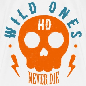 Wild Ones Never Die Tops - Männer Premium T-Shirt