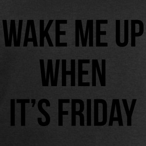 Wake me up when it's friday T-Shirts - Men's Sweatshirt by Stanley & Stella