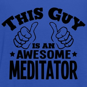 this guy is an awesome meditator - Women's Tank Top by Bella
