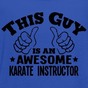 this guy is an awesome karate instructor - Women's Tank Top by Bella