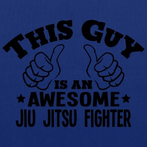 this guy is an awesome jiu jitsu fighter - Tote Bag