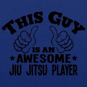 this guy is an awesome jiu jitsu player - Tote Bag