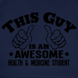 this guy is an awesome health  medicine  - Baseball Cap