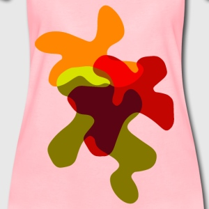 Colours Again - Frauen Premium T-Shirt