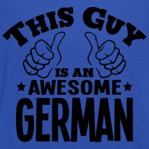 this guy is an awesome german - Women's Tank Top by Bella