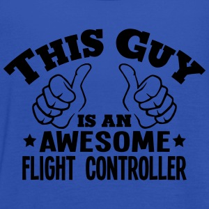 this guy is an awesome flight controller - Women's Tank Top by Bella