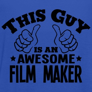 this guy is an awesome film maker - Women's Tank Top by Bella