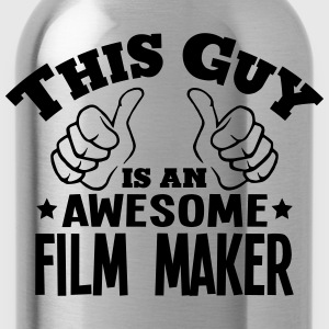 this guy is an awesome film maker - Water Bottle