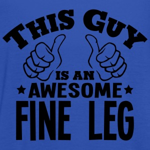 this guy is an awesome fine leg - Women's Tank Top by Bella