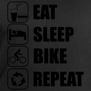 Eat,sleep,bike,repeat - Cycling - Men's Sweatshirt by Stanley & Stella