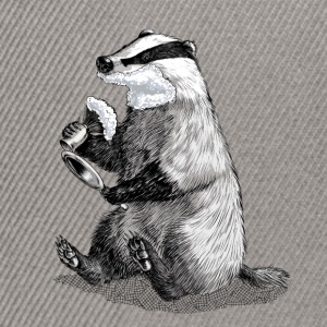 Badger Shaving Tee shirts - Casquette snapback