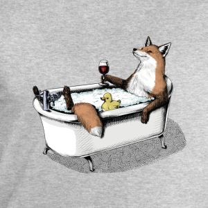 Fox Bath Tee shirts - Sweat-shirt Homme Stanley & Stella
