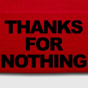 Thanks for nothing T-Shirts - Winter Hat