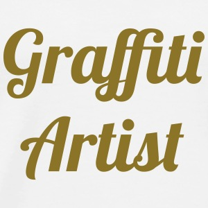 Graffiti / Tag / Writer / Street Art Babybody - Premium-T-shirt herr