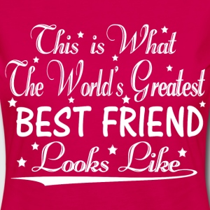 World's Greatest Best Friend... T-Shirts - Women's Premium Longsleeve Shirt