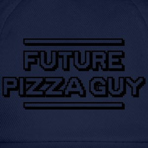 future pizza guy - Baseball Cap