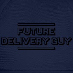 future delivery guy - Baseball Cap