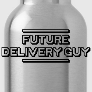 future delivery guy - Water Bottle