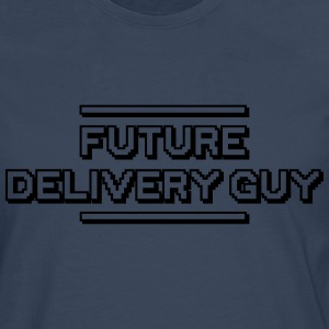 future delivery guy - Men's Premium Longsleeve Shirt