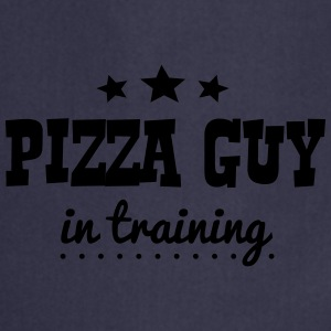 pizza guy in training - Cooking Apron