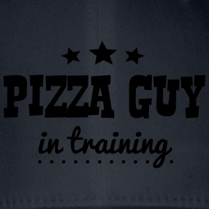 pizza guy in training - Casquette Flexfit